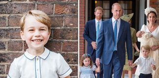 Prince George celebrates his fifth birthday today (Image GETTY Matt Porteous PA Wire)