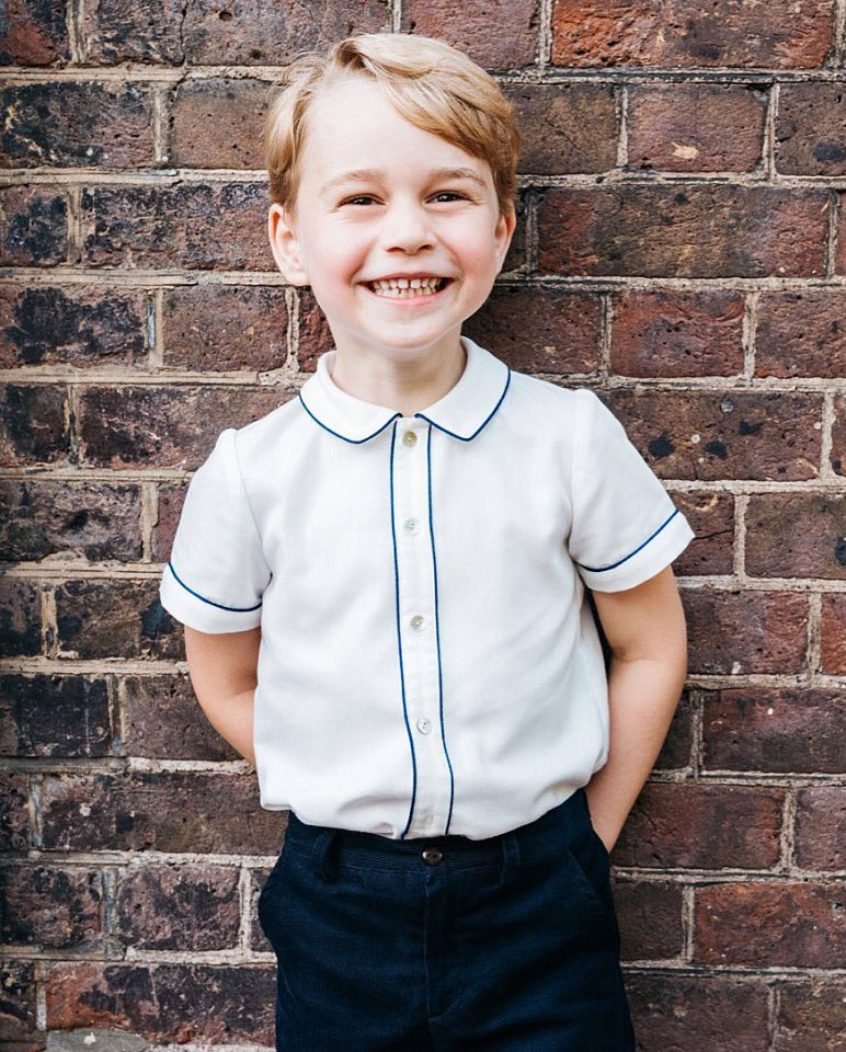 Prince George has an amazing life, but there are certain rules he has to follow because of his royal blood. Source Kensington Palace