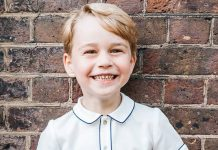 Prince George has the biggest smile in adorable fifth birthday portrait Photo (C) GETTY