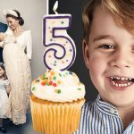Prince George's 5th birthday will take place tomorrow (Image GETTY )
