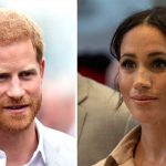 Prince Harry and Meghan Markle age How old is Meghan Markle (Image GETTY)