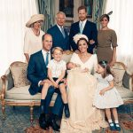Prince Louis christening pictures Member of the Royal Family mark the special occasion