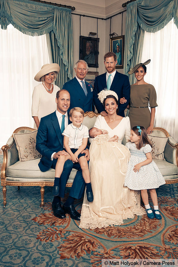Prince Louis christening pictures Member of the Royal Family mark the specPrince Louis christening pictures Member of the Royal Family mark the special occasionl occasion