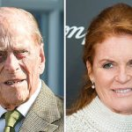 Prince Philip has had a long standing feud with Princess Eugenie's mother, Sarah Ferguson (Image GETTY)