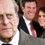 Prince Philip may skip his granddaughter, Princess Eugenie's wedding in October (Image GETTY)