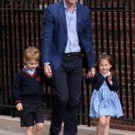 Prince William's family of five will be pictured together for the first time Photo David Fisher REX Shutterstock