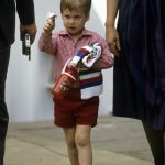 Prince William was no exception to the rule when he was a child [Wenn]