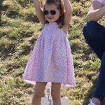 Princess Charlotte Playing Photo (C) GETTY