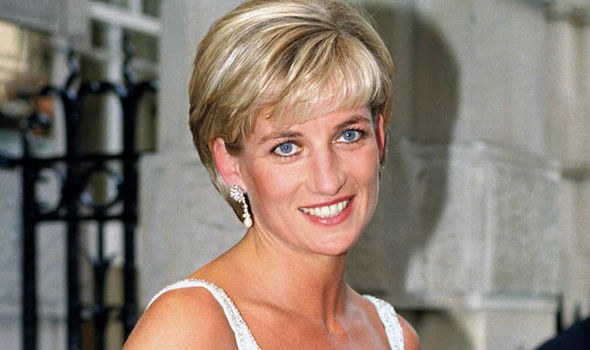 Darren McGrady followed Diana's example and donated money to charity Photo (C) GETTY
