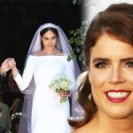 Princess Eugenie Her wedding is at the same venue as that of Meghan Markle and Prince Harry (Image Getty)