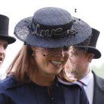Princess Eugenie Wears Meghan Markle's Engagement Shoes Photo (C) Yui Mok, WPA POOL, GETTY IMAGES