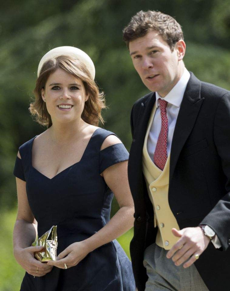 Princess Eugenie and Jack are set to tie the knot on October 12. Photo Getty