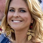 Princess Madeleine of Sweden shares a rare picture of her daughter Photo (C) GETTY