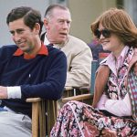 Redhead Lady Sarah McCorquodale, Diana's sister, used to date Prince Charles Photo (C) GETTY IMAGES