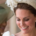 Remember the £4K earrings Duchess Kate wore to Prince Louis' christening Photo (C) GETTY