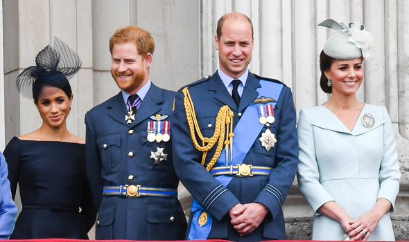 Royals are not allowed to show public displays of affection, depending on the type of event (Image GETTY)