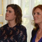 Sarah Ferguson She is close to daughter Princess Eugenie Photo (C) GETTY