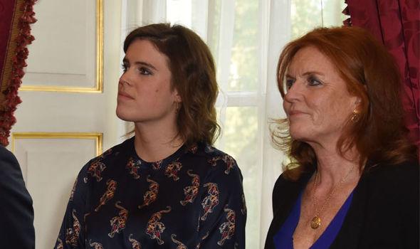 Sarah Ferguson Her handwriting reveals her needs ahead of Princess Eugenie's wedding Photo (C) GETTY