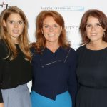 Sarah couldn't be prouder of her daughters - scroll down to see her post Photo (C) GETTY