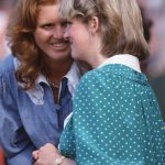 Sarah met Diana six years before her marriage to Prince Andrew, being firm friends (Image Getty Images)