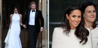 The Duchess of Sussex has been seen wearing a number of designers Photo C GETTY