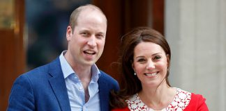 The Duke and Duchess of Cambridge usually pick close friends and confederates Photo C GETTY