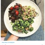 The Princess is a fan of The Detox Kitchen Photo (C) INSTAGRAM