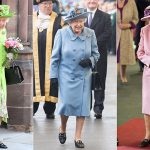 The Queen has always worn her Anello & Davide trusty black shoes Photo (C) GETTY