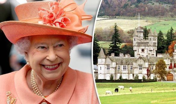 The Queen has arrived at Balmoral estate for the summer (ImaThe Queen has arrived at Balmoral estate for the summer (Image GETTY, AFP)e GETTY, AFP)
