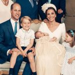 The Queen makes appearance with royal family in Prince Louis' christening photos – did you notice
