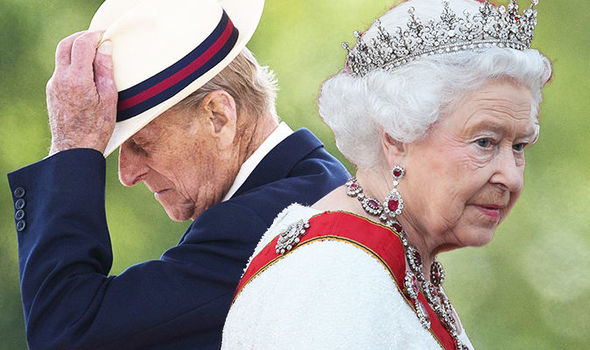 The Queen was said to have been raging (Image WPA POOL GETTY)