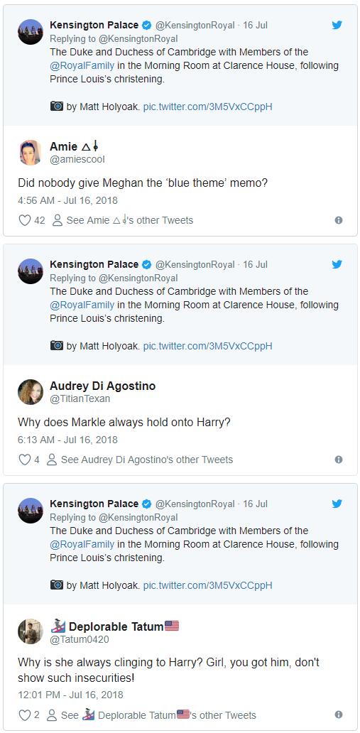 Kensington Palace Twitter Photo (C) Twitter