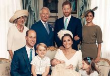 The clever edit that Prince William and Kate's royal photographer made to official pictures Photo (C) GETTY