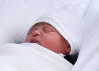 File photo dated 23/04/18 of Prince Louis of Cambridge, who will be christened in front of close members of the royal family on Monday. PRESS ASSOCIATION Photo. Issue date: Sunday July 8, 2018. The 11-week-old, who is fifth in line to the throne, will be baptised by the Archbishop of Canterbury, the Most Reverend Justin Welby, in the Chapel Royal at St JamesÕs Palace. See PA story ROYAL Christening. Photo credit should read: Dominic Lipinski/PA Wire