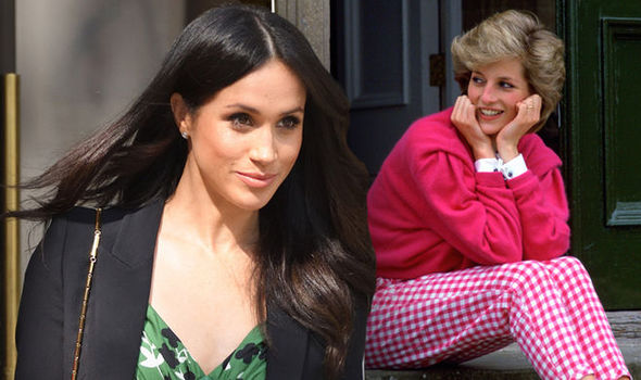 Today marks what would have been Princess Diana's 57th birthday, with Meghan paying tribute Photo (C) GETTY IMAGES