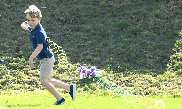 Why this weekend will be very exciting for Prince George Photo (C) GETTY