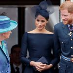 1 Meghan Markle and Harry will join the Queen in Scotland (Image GETTY )