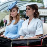 1 Princess Beatrice is to act as her sister's maid of honour at her Royal Wedding (Image GETTY )