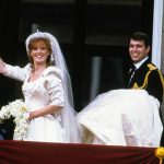 1 Sarah Ferguson described stepping onto the world stage as a royal wife as 'mesmeric' (Image GETTY)