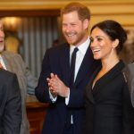 1 The Duke and Duchess of Sussex are attending a gala performance of @HamiltonWestEnd