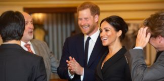The Duke and Duchess of Sussex are attending a gala performance of @HamiltThe Duke and Duchess of Sussex are attending a gala performance of @HamiltonWestEndonWestEnd