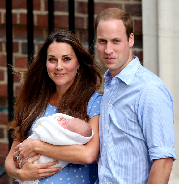 kate and william photo (C) getty