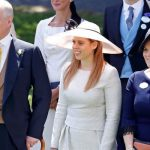 Fergie and Prince Andrew at Ascot withPrincess Beatrice (Image GETTY)