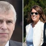 An MP has said that Prince Andrew should pay for the security at Eugenie's wedding (Image GETTY)