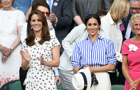 Both Kate and Meghan have their fashion hacks (Both Kate and Meghan have their fashion hacks (Image GETTY)Image GETTY)