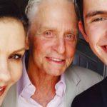 Catherine Zeta-Jones' son records hilarious message for royal family Photo (C) GETTY