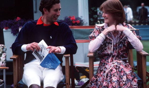 Charles dated Lady Sarah in 1977 (Image GETTY)
