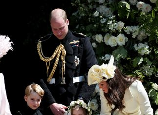 Charlotte will have to wait until her father Prince William is King Photo (C) GETTY