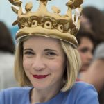 Dame Lucy Worsley, historian has revealed Queen Victoria's weaker side in a new biography (Image GettyImages)
