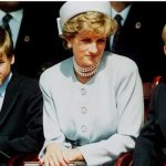 Diana was very devoted to her two son Prince William and Prince Harry (Image GETTY)